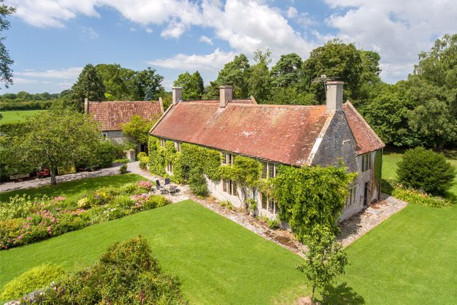 Thumbnail Detached house for sale in Lottisham, Glastonbury, Somerset