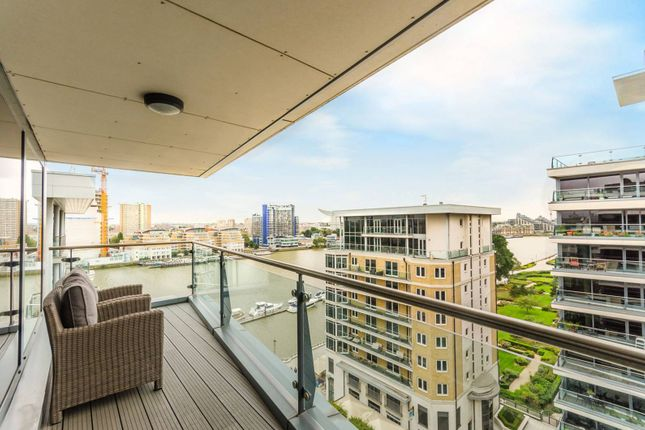 Thumbnail Flat to rent in Thames Point, Imperial Wharf