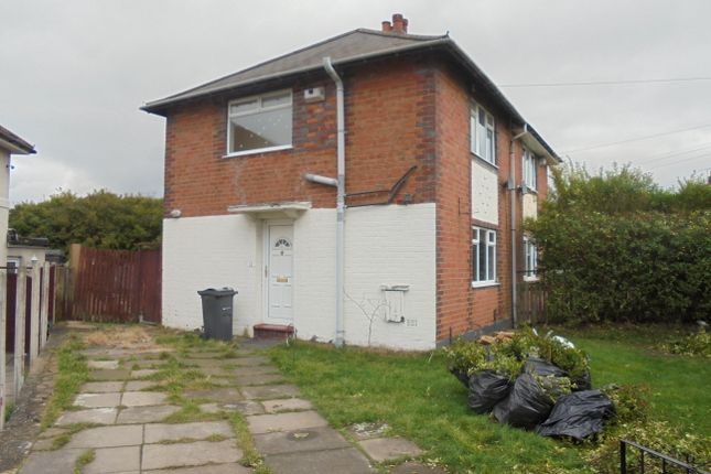 Thumbnail Semi-detached house to rent in Walden Road, Tyseley