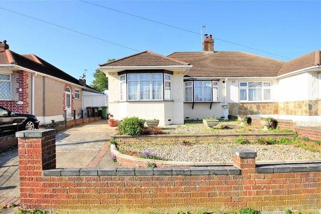 Thumbnail Semi-detached bungalow for sale in Trosley Road, Belvedere