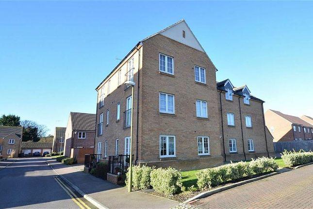 Thumbnail Flat to rent in Brick Kiln Road, Stevenage
