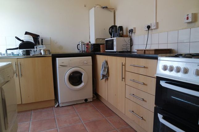 Thumbnail Flat to rent in Rectory Road, Canton, Cardiff