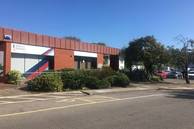 Thumbnail Office to let in Unit D11.5 Main Avenue, Treforest Industrial Estate, Pontypridd