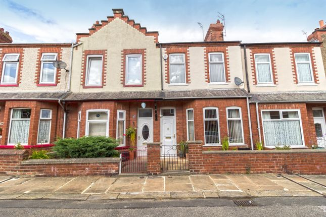 Thumbnail Terraced house for sale in Jamieson Terrace, York