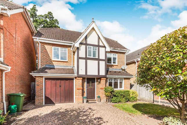 Thumbnail Detached house to rent in Queens Ride, Crowthorne