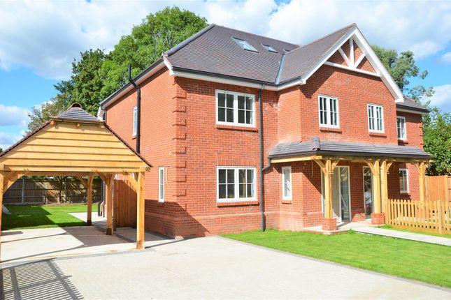 Thumbnail Semi-detached house for sale in Lambourne Place, Boniface Road, Ickenham