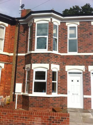 Thumbnail Shared accommodation to rent in Regent Street, Earlsdon, Coventry