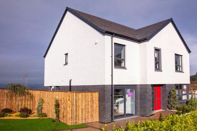 Thumbnail Detached house for sale in Buchanan Views, Aitken Street, Kilearn, Glasgow