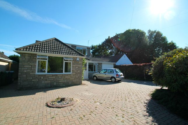 Thumbnail Property to rent in Kimberley Road, Parkstone, Poole