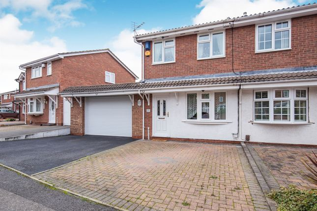 Swallowdale Drive, Anstey Heights, Leicester LE4
