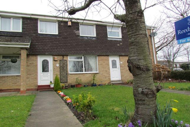 3 Bed Terraced House For Sale In Tudor Walk Kingston Park Newcastle Upon Tyne
