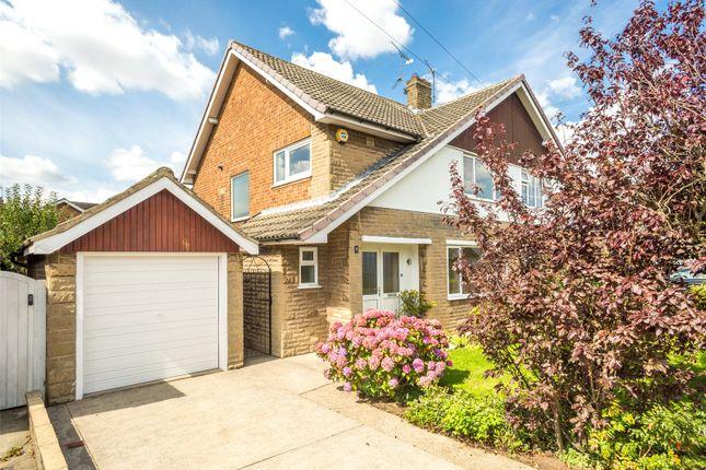 Thumbnail Semi-detached house for sale in Montague Walk, Upper Poppleton, York