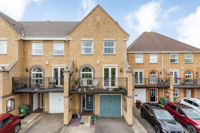 Thumbnail End terrace house for sale in Rayleigh Close, Allington