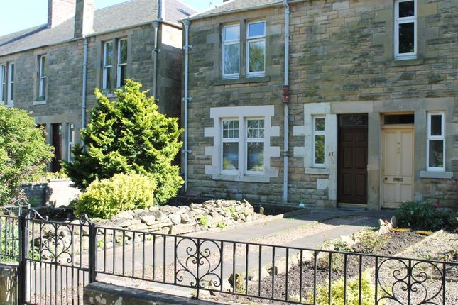 Thumbnail Flat to rent in Hill Crescent, Cupar