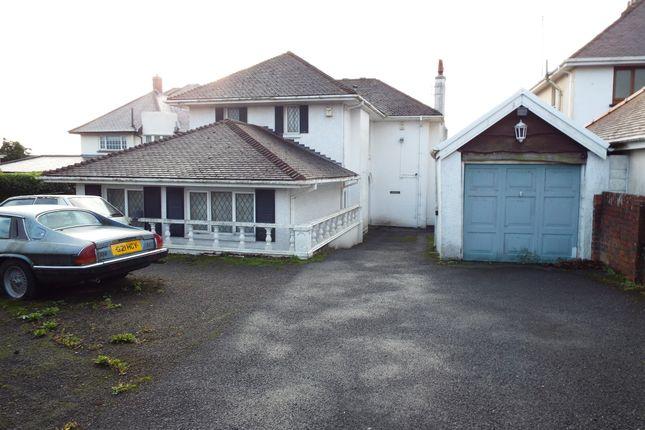 3 bedroom detached house for sale in Higher Lane, Langland, Swansea