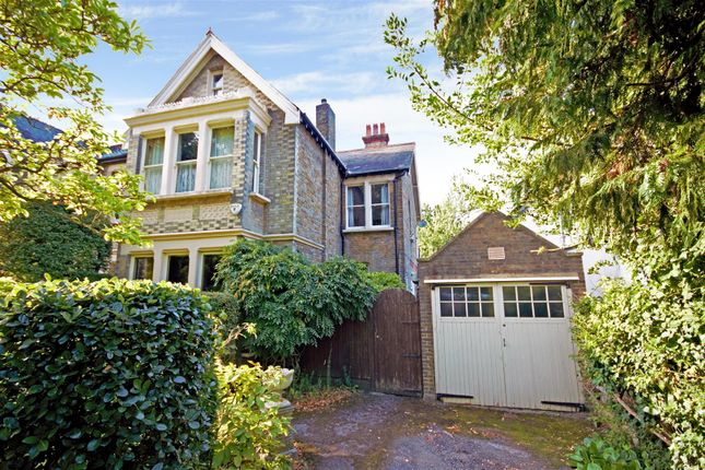 Thumbnail Semi-detached house for sale in Grove Road, Sutton