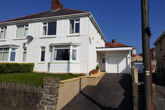 Thumbnail Semi-detached house for sale in Colby Road, Burry Port