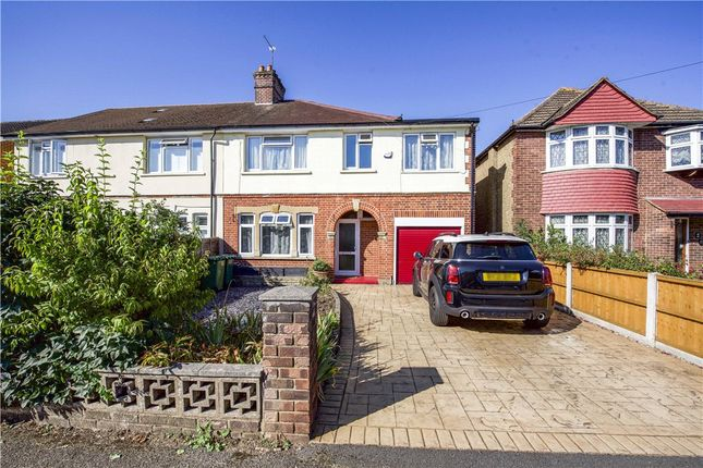 Thumbnail Semi-detached house for sale in Penton Avenue, Staines-Upon-Thames