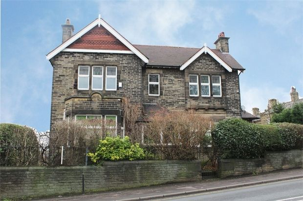 Thumbnail Detached house for sale in Halifax Road, Dewsbury, West Yorkshire