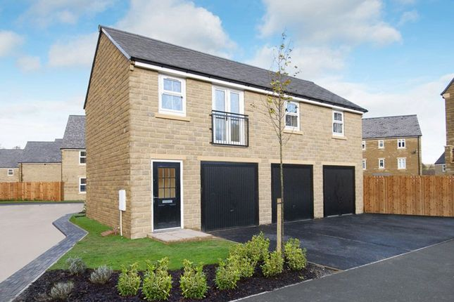 "Thumbnail Duplex for sale in ""Stevenson"" at Albert Hall Place, Coalville"