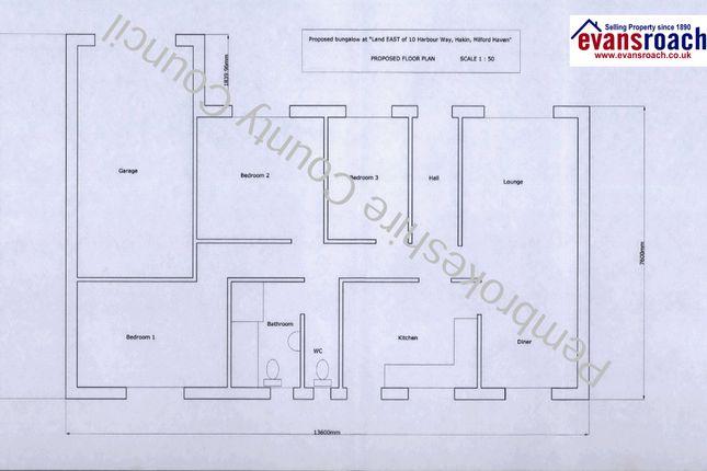Floorplan of Harbour Way, Hakin, Milford Haven SA73