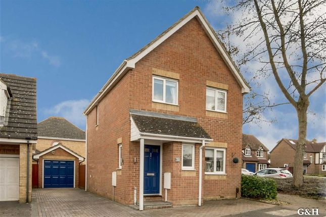 Thumbnail Detached house to rent in Butterside Road, Kingsnorth, Ashford