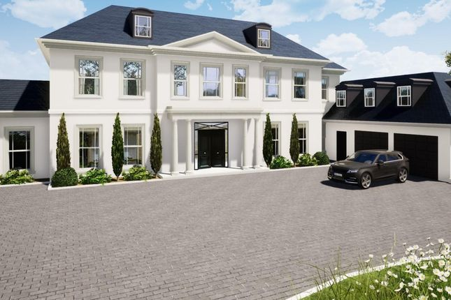 5 bed detached house to rent in The Chase, Oxshott, Leatherhead, Surrey KT22