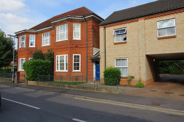 Thumbnail Flat for sale in Belvoir Street, Norwich