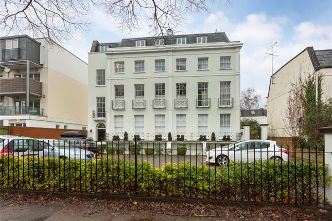 Thumbnail Flat for sale in Vittoria Walk, Cheltenham, Gloucestershire