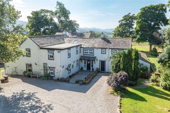 Thumbnail Detached house for sale in Lane Head Farm Guest House, Troutbeck, Penrith