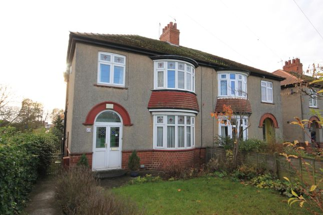 Thumbnail Semi-detached house to rent in Station Road, Thirsk