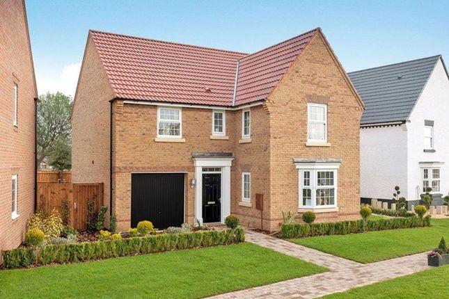 "Thumbnail Detached house for sale in ""Drummond"" at Carters Lane, Kiln Farm, Milton Keynes"