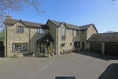 Thumbnail Detached house for sale in Manndalin, Harrogate View, Off Shadwell Lane, Leeds
