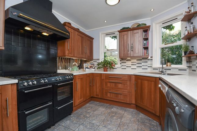 Thumbnail Semi-detached house for sale in West Park Road, Kew, Richmond