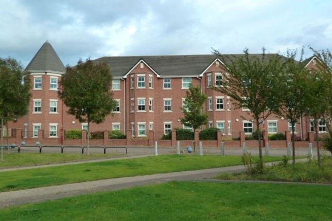 Thumbnail Flat to rent in Humbert Road, Etruria, Stoke-On-Trent