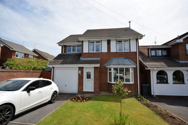 Detached house for sale in Melville Court, Clayton Village, Clayton, Newcastle