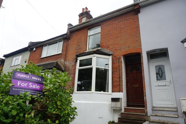 3 bed terraced house for sale in Manor Farm Road, Bitterne Park, Southampton