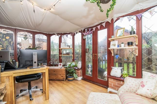 Conservatory of Summerhouse Close, Redditch, Worcestershire, Callow Hill B97