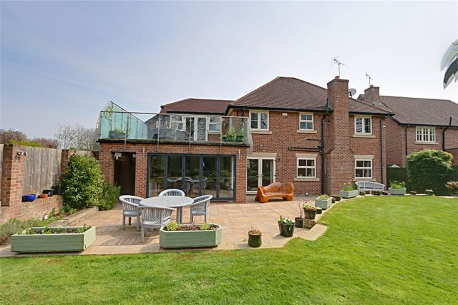 Thumbnail Detached house for sale in Collier Close, Station Road, North Ferriby, East Yorkshire