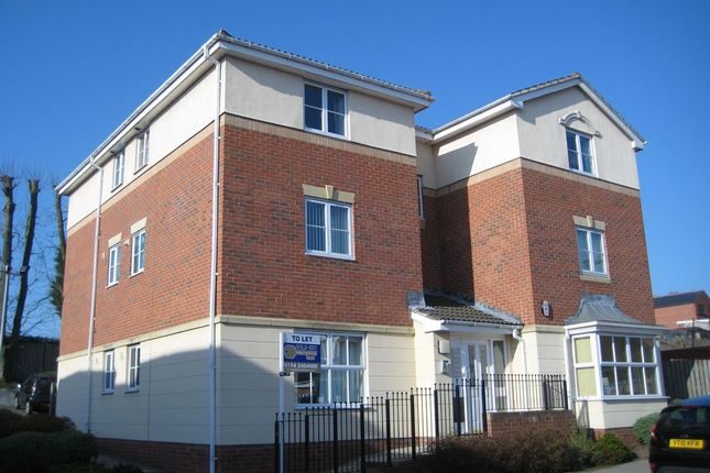 Thumbnail Flat to rent in Ironstone Crescent, Chapeltown, Sheffield