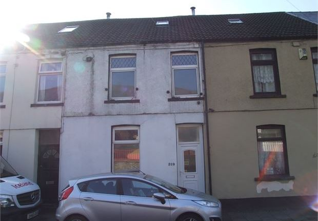 Thumbnail Terraced house for sale in Tyntyla Road, Ystrad, Tonypandy, Rhondda Cynon Taff.