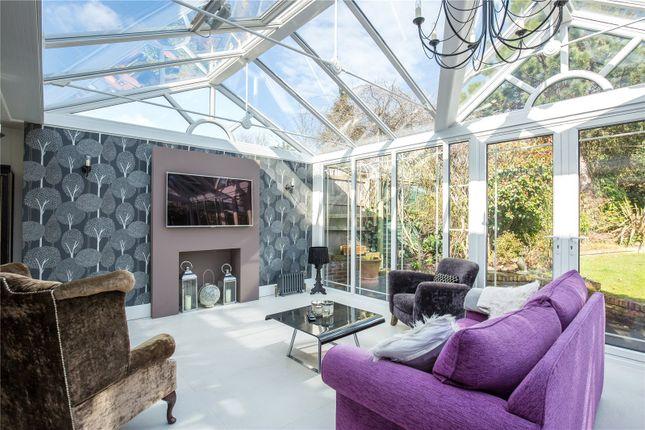 Thumbnail Detached house for sale in Vera Avenue, Grange Park, London