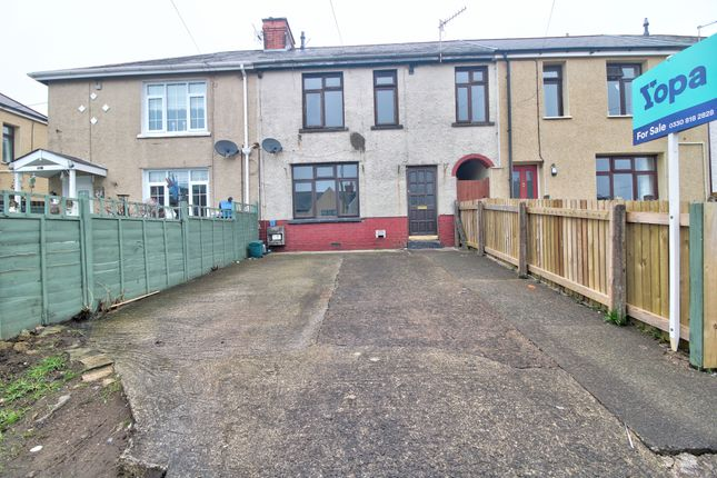 3 bed terraced house for sale in Acacia Avenue, Hengoed CF82