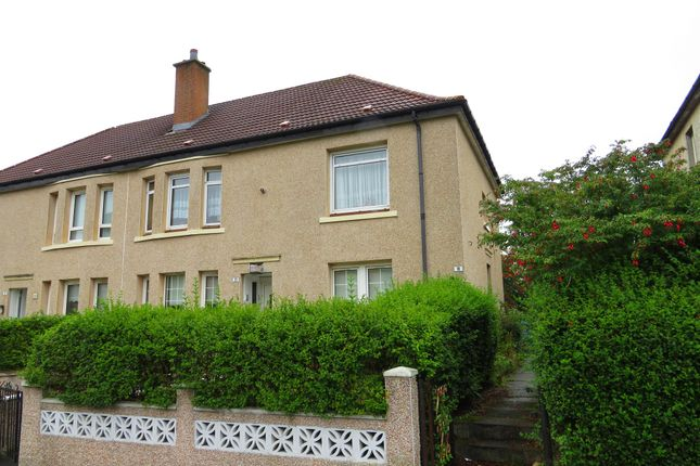Thumbnail Flat for sale in Langrig Road, Balornock, Glasgow