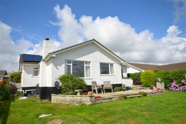 Thumbnail Detached bungalow for sale in Nansavallon Road, Truro, Cornwall