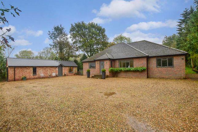 Thumbnail Detached bungalow for sale in Knatts Valley Road, Knatts Valley, Sevenoaks, Kent