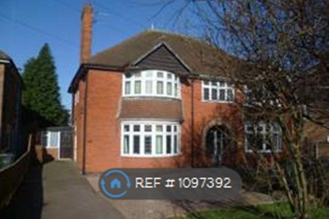 4 bed semi-detached house to rent in Ashby Road, Loughborough LE11