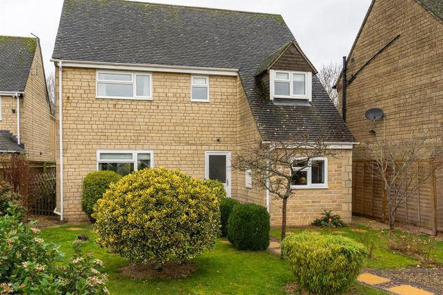 Thumbnail Detached house for sale in Lamberts Field, Bourton On The Water, Gloucestershire