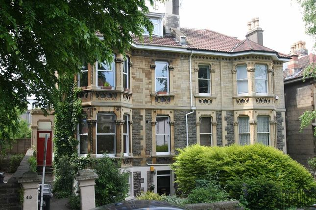 Thumbnail Flat for sale in Garden Flat Archfield Road, Redland, Bristol
