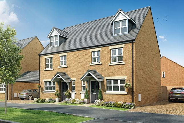 """4 bed semi-detached house for sale in """"The Leicester"""" at Thorpe Road, Clacton-On-Sea CO16"""